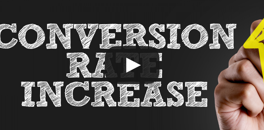 Increase conversion rates up to 80%