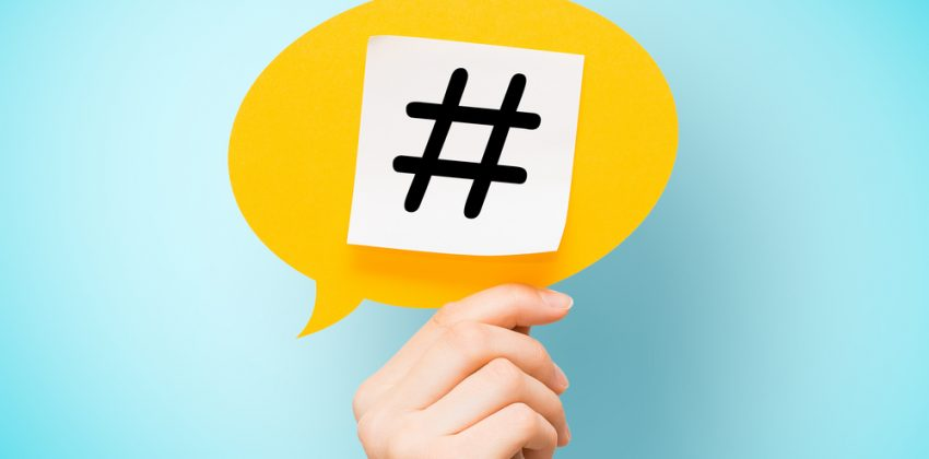 What are the best ways to use #hashtags in my social media?